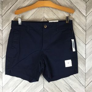 NWT Old Navy Everyday Short Navy Blue